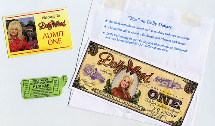 image regarding Dollywood Printable Coupons identified as Inexpensive dollywood tickets / La bonne bouchee