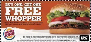 image regarding Bk Printable Application named Burger Kings Printable Discount codes