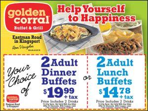 Discount coupons golden corral orlando